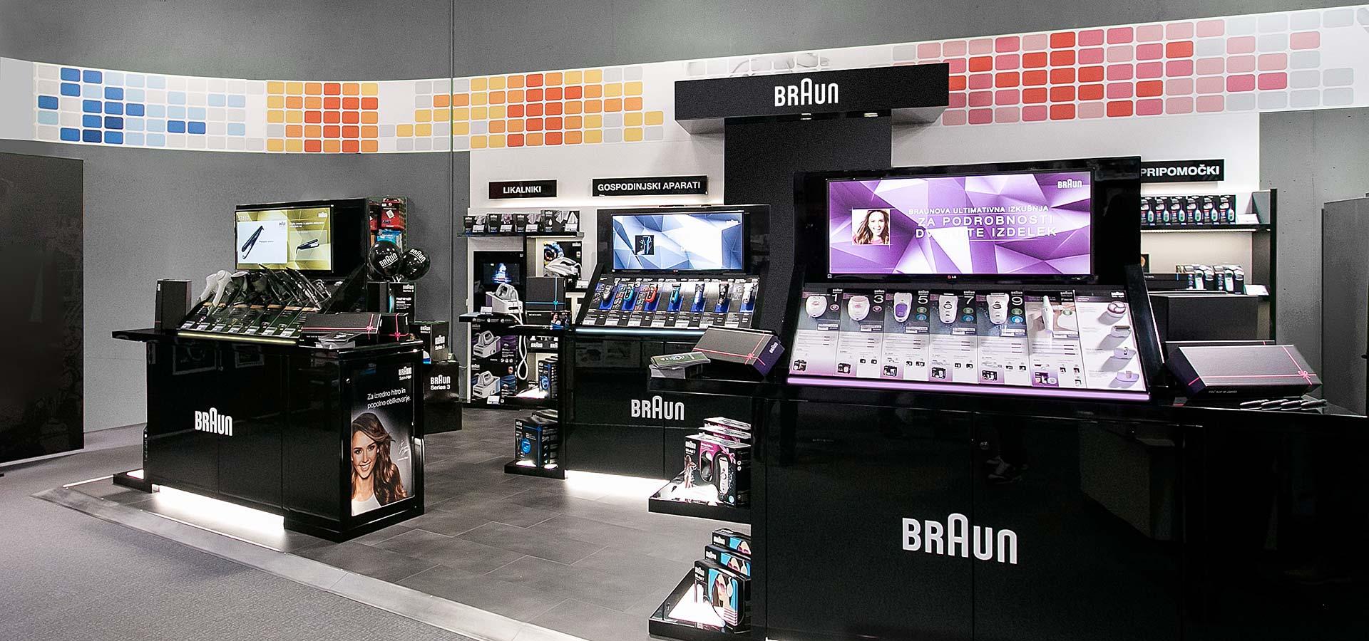 Braun Digital Store
