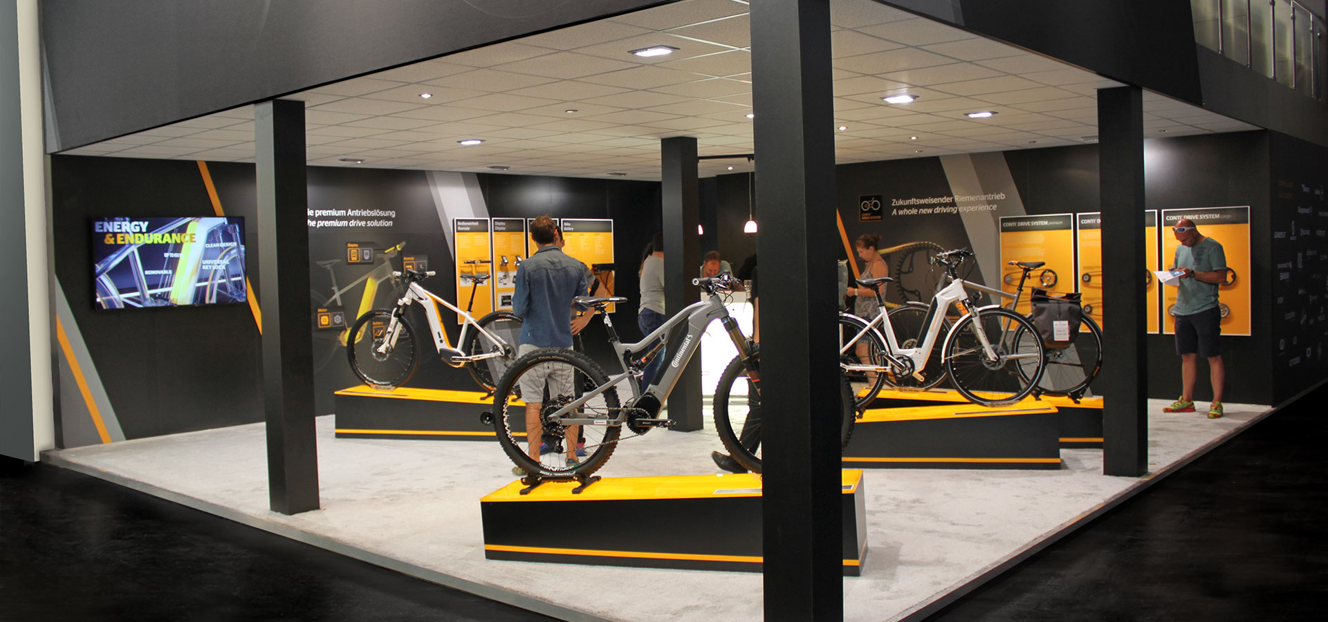 Continental at the Eurobike 2016